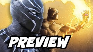 Download Black Panther Preview Breakdown and Marvel 2018 Explained Video