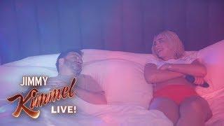 Download Dua Lipa Pranks Jimmy Kimmel Video