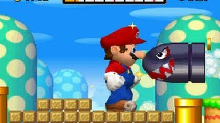 Download New Super Mario Bros. DS - All 18 Secret Exit Locations (Complete Guide) Video