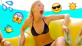 Download Jordyn Jones' Wet & Wild Waterpark Vlog- Summer Vlogcation Video