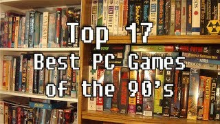 Download LGR - Top 17 Best PC Games of the 90's Video