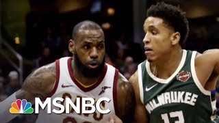 Download LeBron James On Laura Ingraham: 'I Had No Idea Who She Is' | AM Joy | MSNBC Video