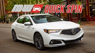Download Quick Spin: 2018 Acura TLX Video