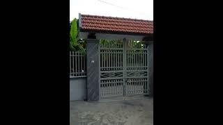 Download Mẫu cổng mới nhất hiện nay Video