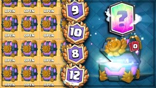 Download OPENING x50 GRAND CHALLENGE CHESTS! | Clash Royale | WORLDS BIGGEST GRAND CHALLENGE CHESTS OPENING! Video
