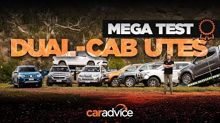 Download 2018 UTE MEGA TEST REVIEW: HiLux v Ranger v D-MAX v Amarok v Triton v Navara v Colorado v BT-50 Video