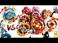 ACE DRAGON vs ALL SPRIGGANS EVOLUTIONS GEN Beyblade Burst Gachi Battle RoyaleベイブレードバーストガチGT