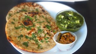 Download Dhaba style Tandoori Aloo Paratha made on a tawa (with tips and tricks)|Poonam's Kitchen Video