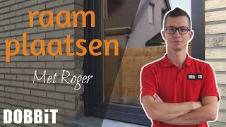 Download Zelf je raam plaatsen met Roger Video