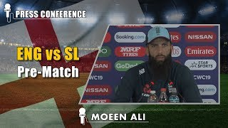 Download Never thought in my dreams I would play 100 ODIs - Moeen Ali Video