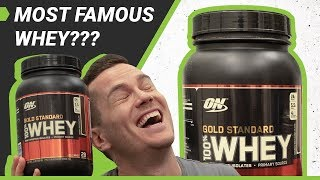 Download Optimum Nutrition Gold Standard Whey Review (Updated: More Popular Than Ever?) Video