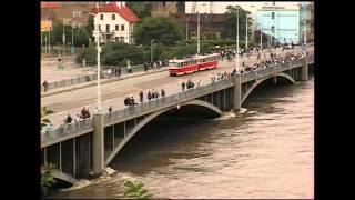 Download Povodne 2002, Praha (vzpominka 10let) Video