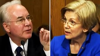 Download Tom Price Is SO OFFENDED That Elizabeth Warren Would Bring Up His Blatant Insider Trading Video