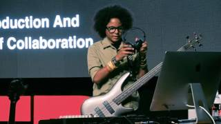 Download Music Production And The Art Of Collaboration | Brandon Bailey Johnson | TEDxElPaso Video