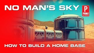Download No Man's Sky: How to Build a Home Base Video