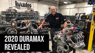 Download 2020 DURAMAX L5P Engine Revealed! Video