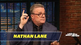 Download Nathan Lane Had a Physical Confrontation with Harvey Weinstein Video