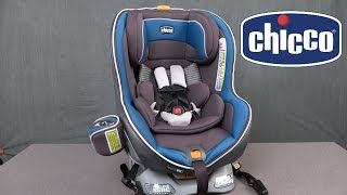 Download NextFit Zip Air Convertible Car Seat from Chicco Video