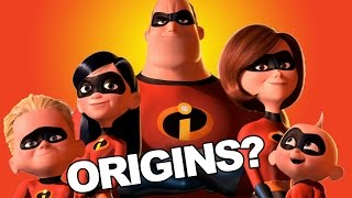 Download Pixar Theory: How The Incredibles Got Their Powers Video