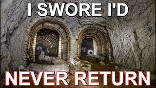 Download INSANELY DANGEROUS TUNNELS – I swore I'd never return to this place… Video