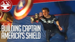 Download How Do You Make Captain America's Electromagnet Shield? Video