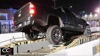 Download 4x4 Test: 2017 Chevrolet Colorado ZR2 / Diagonal Test / Short Review Video