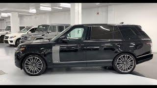 Download 2019 Range Rover Supercharged LWB - Walkaround Video