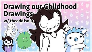 Download Drawing our Childhood Drawings w/ theodd1sout Video