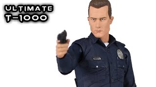 Download NECA ULTIMATE T-1000 Figure Review Video