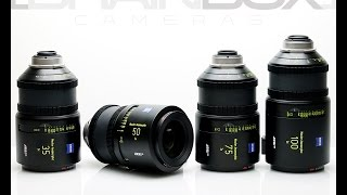 Download Arri / Zeiss MASTER Anamorphic Lenses! - Review - Test - Overview Video