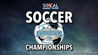 Download CCCAA Women's Soccer Final: Fresno City vs Santa Barbara - 12/3 - 2pm Video