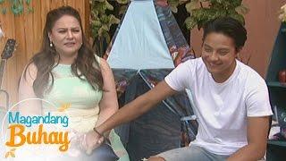 Download Magandang Buhay: Daniel Padilla on his childhood Video