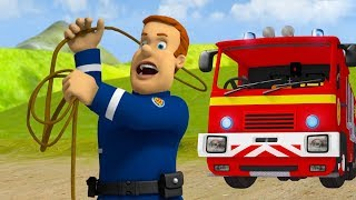 Download Fireman Sam US New Episodes | Shape up and Shine ⭐ Camping Saves - S.10 🚒🔥 Cartoons for Children Video