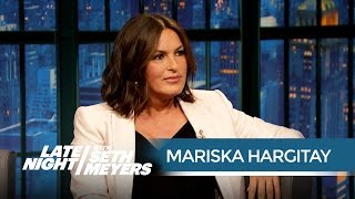 Download Mariska Hargitay's Magical Taylor Swift Encounter - Late Night with Seth Meyers Video