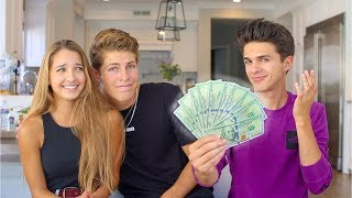 Download Paying Sister and her ″Boyfriend″ to Tell their DEEP Secrets! | Brent Rivera Video