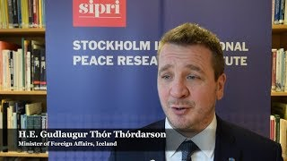 Download Spotlight: HE Gudlaugur Thór Thórdarson, Minister of Foreign Affairs, Iceland Video