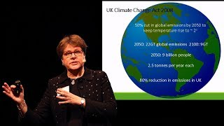 Download Dame Julia King: Electric vehicles in a sustainable energy system Video