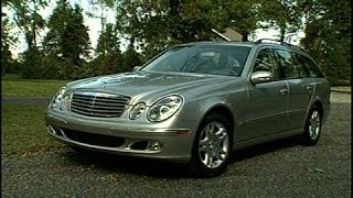 Download 2002-2010 Mercedes-Benz E-Class Wagon Pre-Owned Vehicle Review - WheelsTV Video