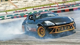 Download Going HARD with the 350Z - FD Atlanta Video