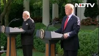 Download Convergence Between 'New India' And 'Make America Great Again': PM Modi Video
