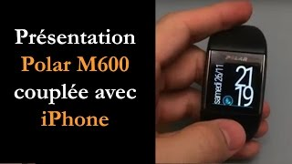 Download Test Polar M600 + iPhone : fonctionnalités et menus Video