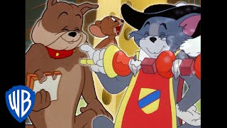 Download Tom & Jerry | Tom & Jerry Love Food! | Classic Cartoon Compilation | WB Kids Video