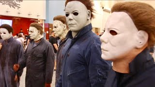 Download Halloween H40 Convention - Forty Year Anniversary Pasadena Event / HorrorHound Weekend Celebration Video