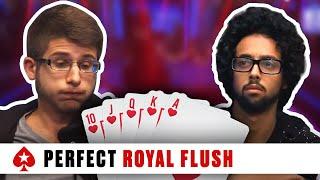 Download Royal Flush at the 2016 PCA - Huge Three-Way Pot | PokerStars Video