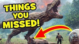 Download JURASSIC WORLD FALLEN KINGDOM Trailer NEW DINOSAURS & Easter Eggs - Jurassic World 2 Video