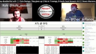 Download Payoff Pitch Presented by Fantasy Phenom MLB DFS 5/26 Video
