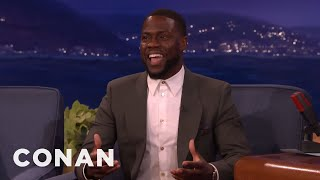 Download Kevin Hart Has The Perfect Project For Conan - CONAN on TBS Video