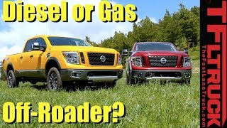 Download Clash of the Titans: Diesel vs Gas! Video
