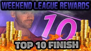 Download TOP 10 FINISH | WEEKEND LEAGUE REWARDS | MADDEN 18 ULTIMATE TEAM PACK OPENING Video