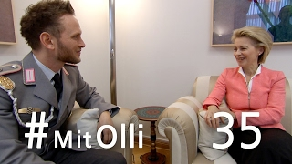 Download Mit Olli bei der Bundesministerin der Verteidigung – Ein Tag mit Ursula von der Leyen - Bundeswehr Video